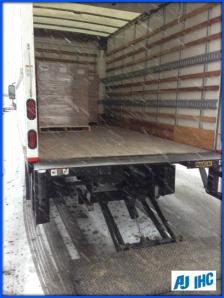 truck pallets IHC AJ