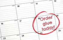 order glue today