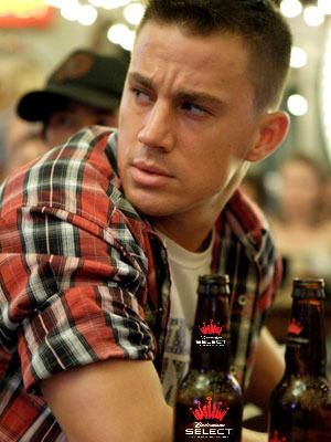 Channing & Bud Select. Best combination in the world.